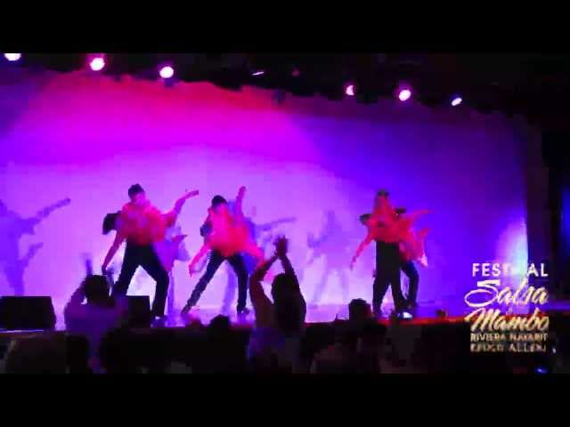 Rumberos con Cache - Friday/Viernes | Riviera Nayarit Salsa & Mambo Festival 2013