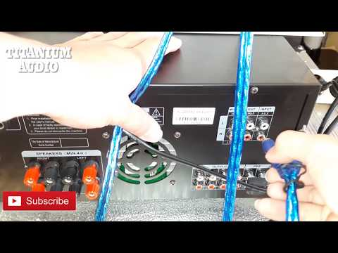 Part 2 - Cara Pasang Equalizer Dari Dvd Ke Amplifier thumbnail