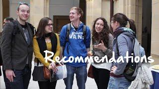Nuestros estudiantes recomiendan...