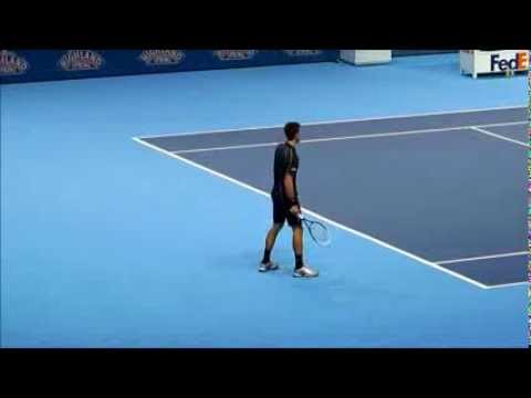 Djokovic vs Del Potro - ATP World Tour Finals 2013