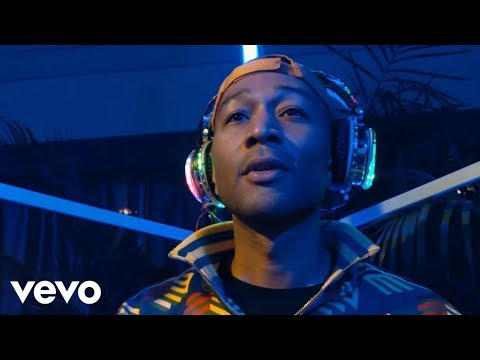 John Legend, BloodPop® - A Good Night ft. BloodPop®
