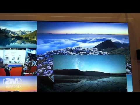 ISE 2016: Tricolor Technology Co. Showcases Video Wall Processor