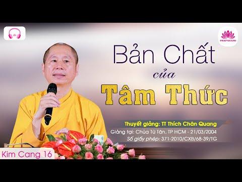 Kinh Kim Cang 16/20