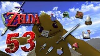 Let's Play The Legend of Zelda Ocarina of Time Part 53: Das Biggoron-Schwert