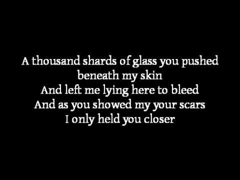 Apocalyptica ~ Broken Pieces (lyrics) ft. Lacey Sturm from Flyleaf