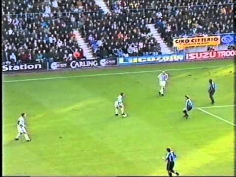 COVENTRY CITY  V NEWCASTLE 1997 98 8th nov
