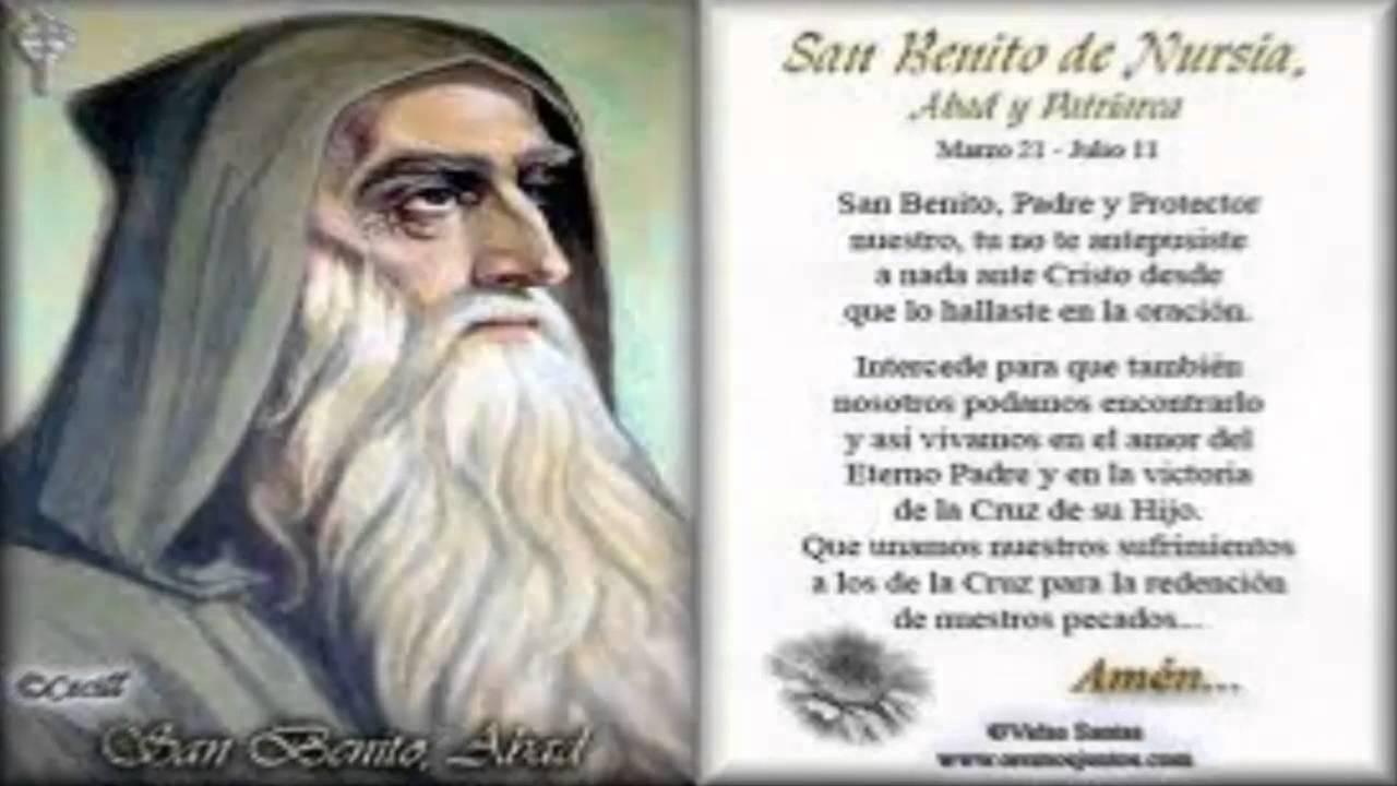 Oracion De San Benito