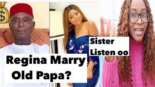 So Them Say Regina Daniels Dey Marry Old Papa | Ned Nwoko