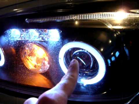 Halo LED Projector Headlights-GOOD IDEA OR RIPOFF?!?!!!!