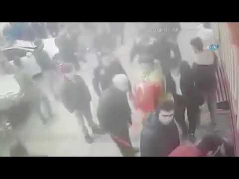 İstanbul'da Silahlı Saldırı Mehmetçik'e Destek İçin Yürüyorlardı
