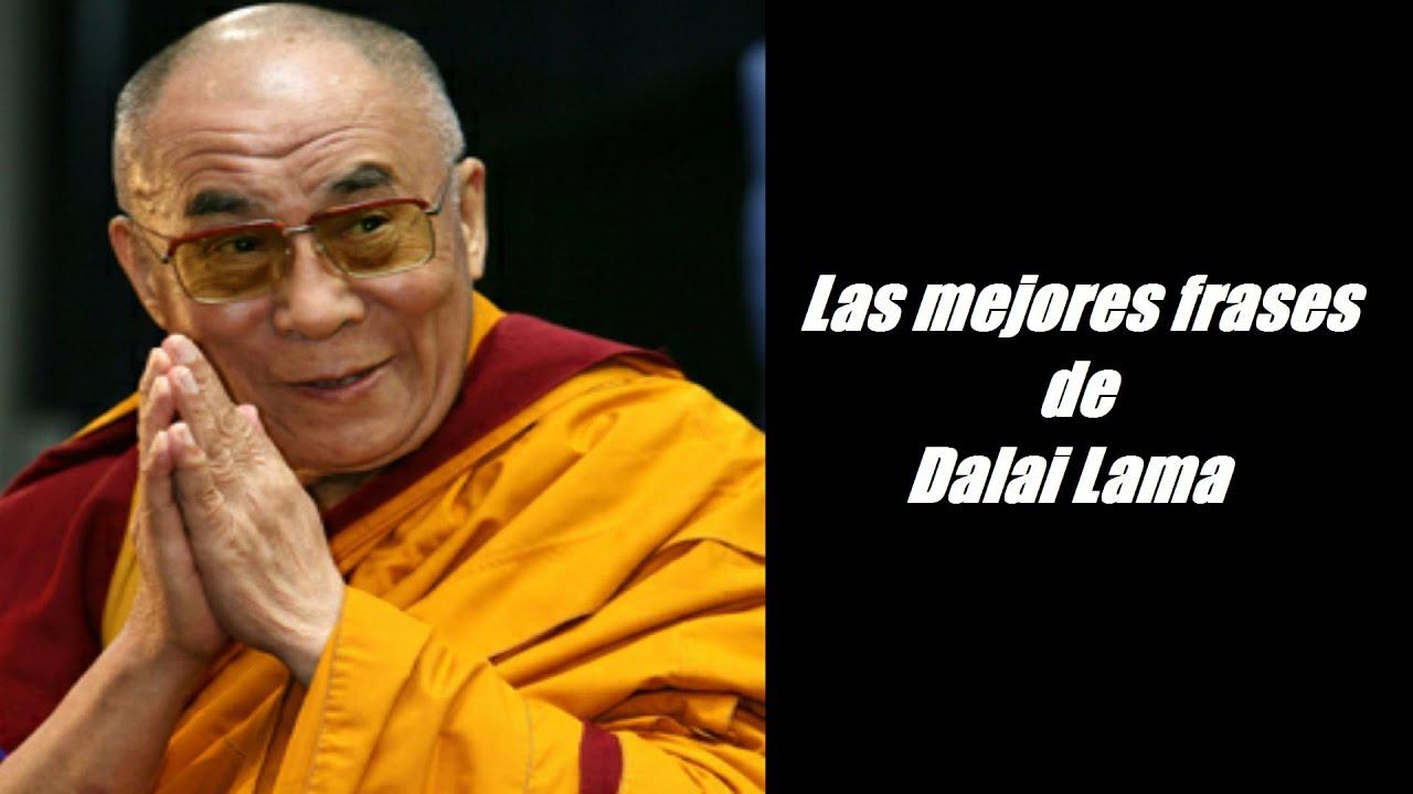 Frases Célebres de Dalai Lama - YouTube