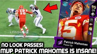 SUPER BOWL MVP PATRICK MAHOMES SHREDS DEFENDERS UP! Madden 20 Ultimate Team