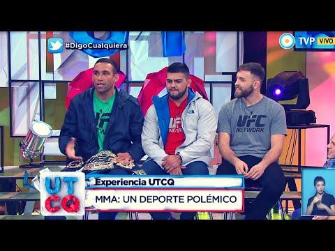 Entrevista a los peleadores más reconocidos de UFC - #ExperienciaUTCQ