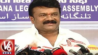 TRS MLA Talasani Srinivas Yadav Comments On AP CM Chandrababu Naidu   Hyderabad