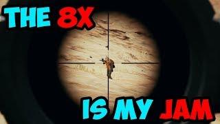 The 8x Is My Jam | PUBG Highlights #1