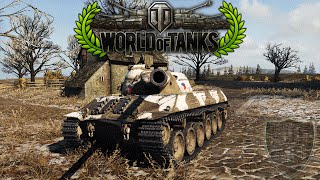 World of Tanks - Skoda T50 - 7 Kills - 10.2k Damage - Ace Tanker [Replay|HD]