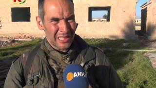 American YPG Fighter Talks about Importance of Cizir Canton