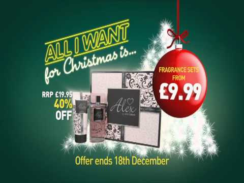 All i want for Christmas is.. Alex Curran Gift Set at Semichem