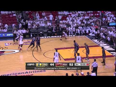 Pacers at Heat Game 4: Have LeBron and Wade Effectively Ended This Series?