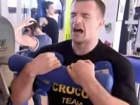 [MMA] Mirko CroCop Filipovic - Training DVD