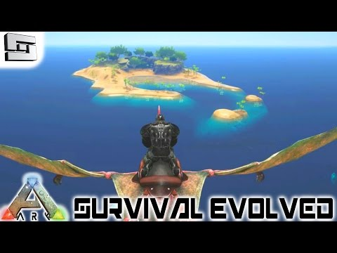 ARK: Survival Evolved - GETTING METAL and VOLCANO! E17 ( Gameplay )
