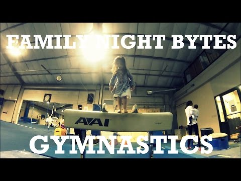 Family Night Bytes - Gymnastics