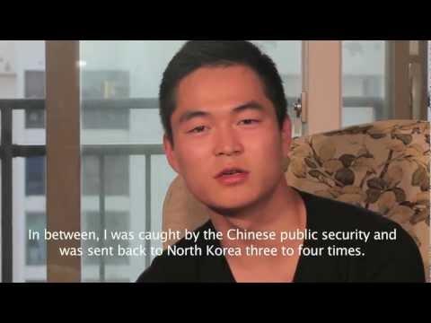 ***Rough Cut*** North Korean High School Refugees Living in South Korea