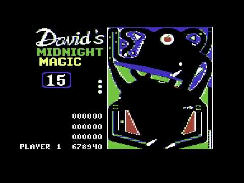 David's Midnight Magic, playthrough