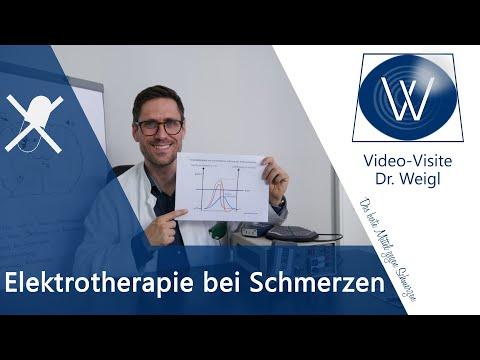 Elektrostimulation bei Schmerzen: Grundlagen der Elektrotherapie | Welche Stromformen gibt es?