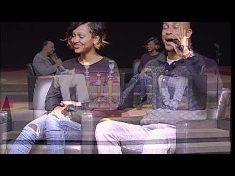 """Meagan Good & DeVon Franklin """"How did you Meet"""""""