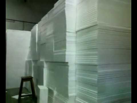 Thermocol Sheet Cutting-2.mp4