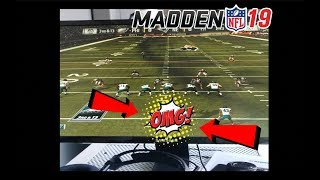 MADDEN 19  LEAKED GAMEPLAY! (MUST WATCH) (PS4 GAMEPLAY) *Exclusive