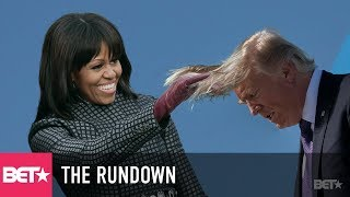 Michelle Obama's Trap Music Video   The Rundown With Robin Thede