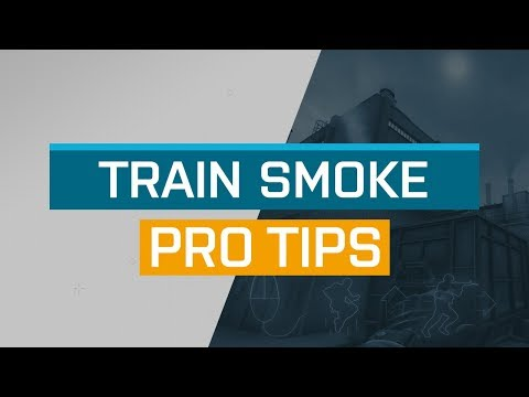 CS:GO - ProTips: Train - T Smoke for B side Connector