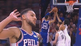 Ben SImmons SHUTS UP SIXERS FANS WHO BOOED HIM In Game 1 By Going Off In Game 2! Nets vs Sixers