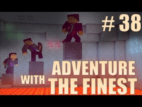 Minecraft Adventure with the Finest - Ep. 38 - Die Jordan!