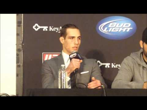 For Rory MacDonald BJ Penn was Just the Next Step in His Career UFC on Fox 5 Video