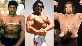 Top 10 Former Bodybuilders who became WWE Superstars - WWE SUPERSTARS Transformations (P1)