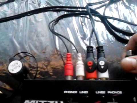 Tutorial: Conectar una mezcladora a Virtual Dj teniendo 2 canales de salida.