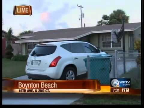 Boynton Beach police searching home off NE 2nd Court