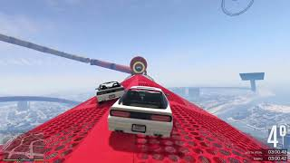 Grand Theft Auto V - Jay ultrapassa Cleverson