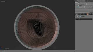 How to Make a Mould for Silicone Ear - CONCEPT ONLY | Blender 3D