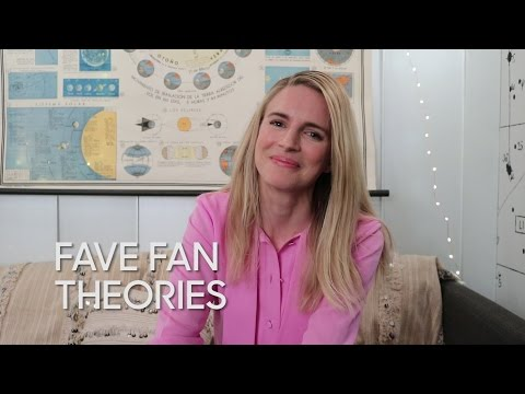 Fave Fan Theories: Brit Marling on