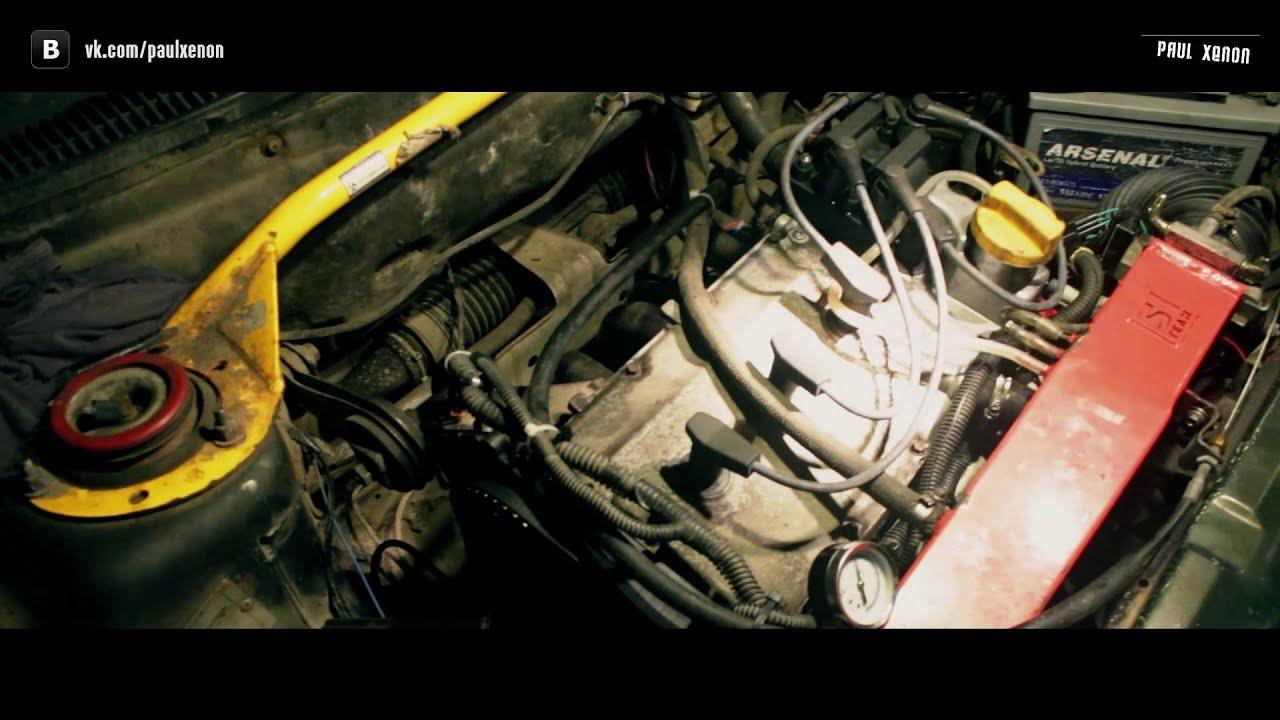 Диагностика двигателя ваз 2112 16 клапанов своими руками