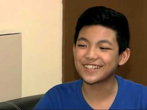 Darren Espanto 16 Minute One on One Interview.