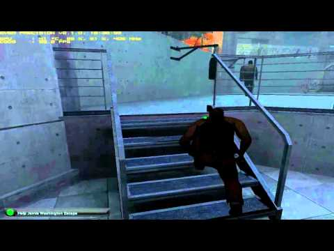 Splinter Cell:Double Agente Mission 2 Kansas on EVGA GTX 560