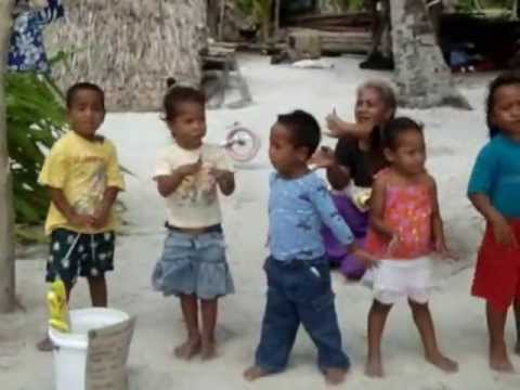 Life on Fanning Island (Kiribati)