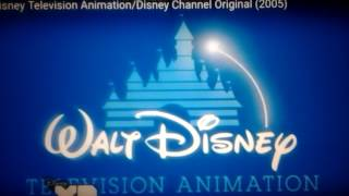 Walt Disney Television Animation/Disney Channel Original - Extra HD Camera