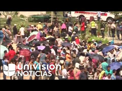 Venezuela: imágenes de un país al borde del colapso