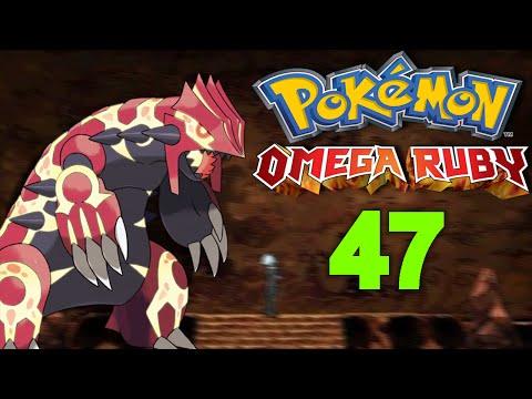Let`s play Pokemon Omega Rubin Part 47 Beeren in der Nacht